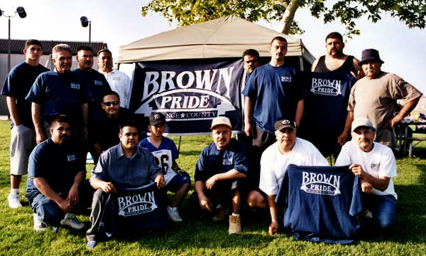 Brown Pride Car Club