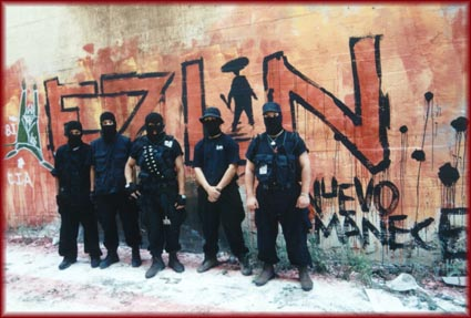 AUG and EZLN