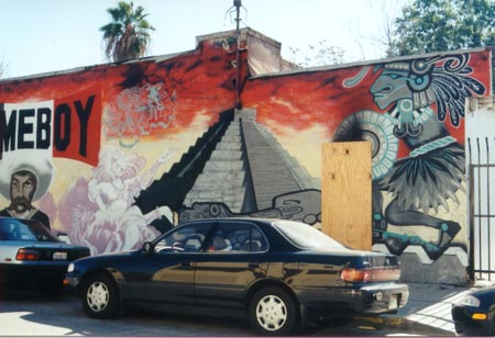 Homeboy Industries Mural